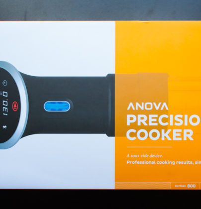 Anova Precision Cooker Bluetooth Review | Sous Vide Cooking